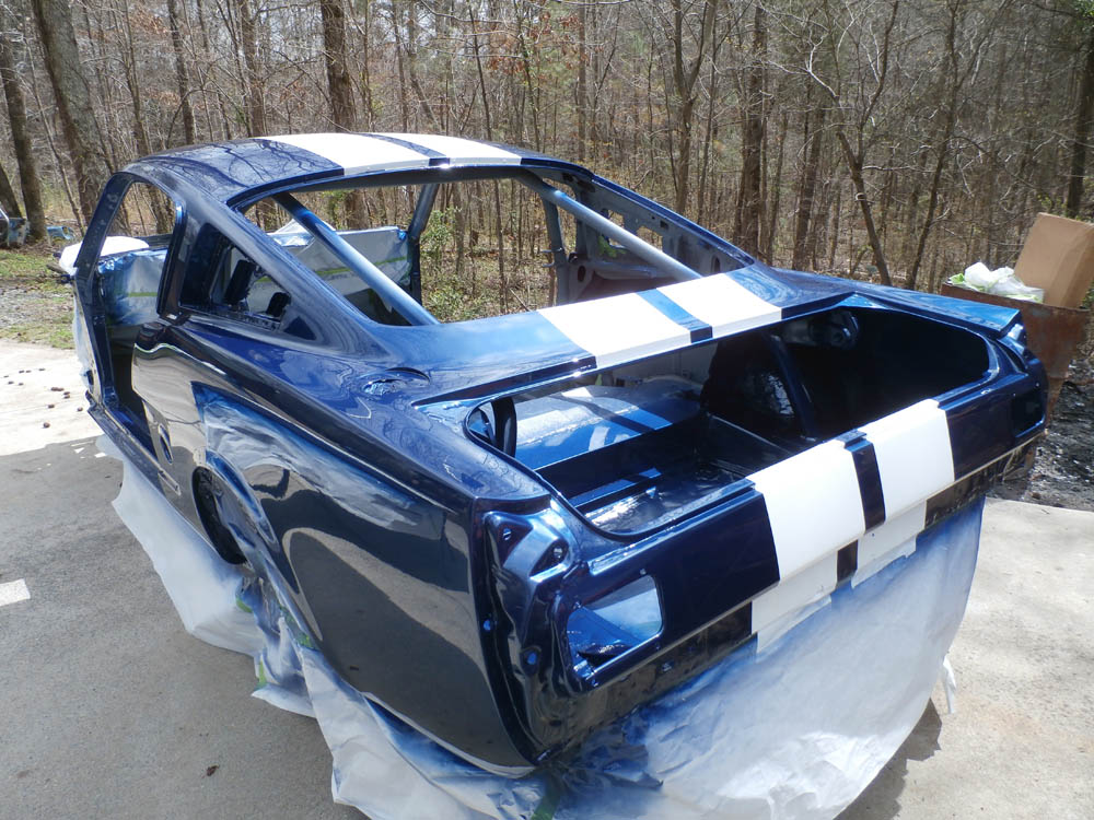 Gordon S Classic Restorations Inc Mustang Restoration Mustang Parts